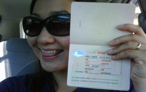 Canada Immigration Passport
